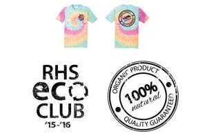 RHS EcoClub TShirt Order Form