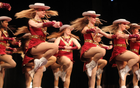 Royals perform at iDance, Oct. 7-8
