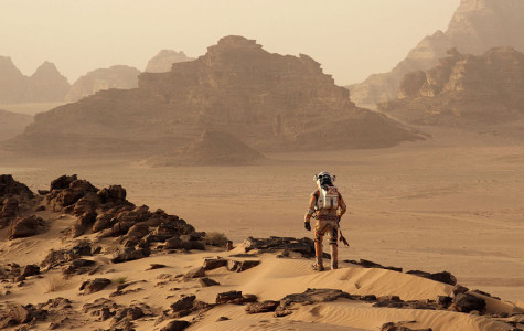 The Martian provides thrilling, scientific journey