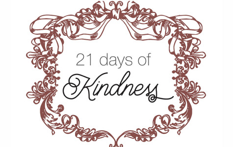C-Squared hosting 21 Days of Kindness