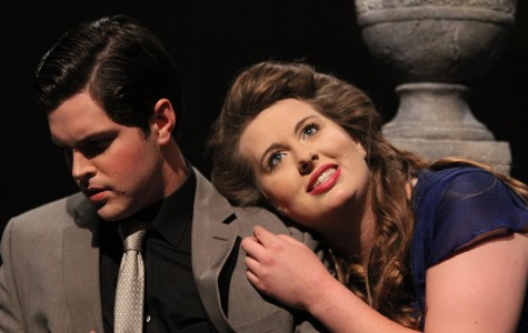 Behind the scenes: Musical cast takes on singing and dancing for Guys and Dolls