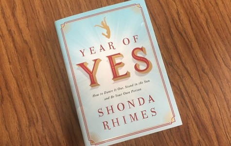 Rhimes' memoir one to say yes too