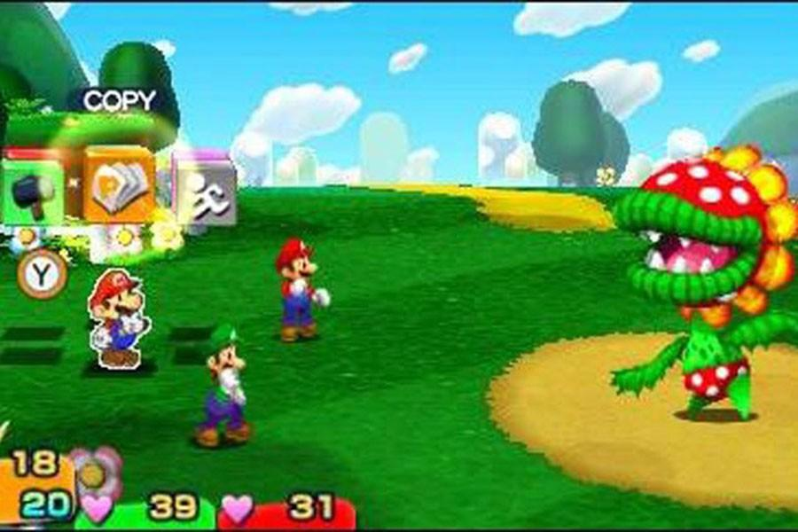 Mario And Luigi Paper Jam Fun Game To Play Raider Rumbler