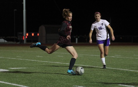 Varsity girls soccer wraps up first round of district