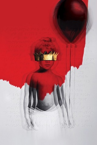 Rihanna's latest album Anti has old school sound, with R&B pop feel