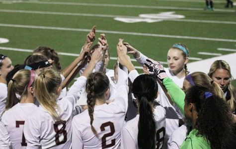 Varsity girls soccer wraps up season