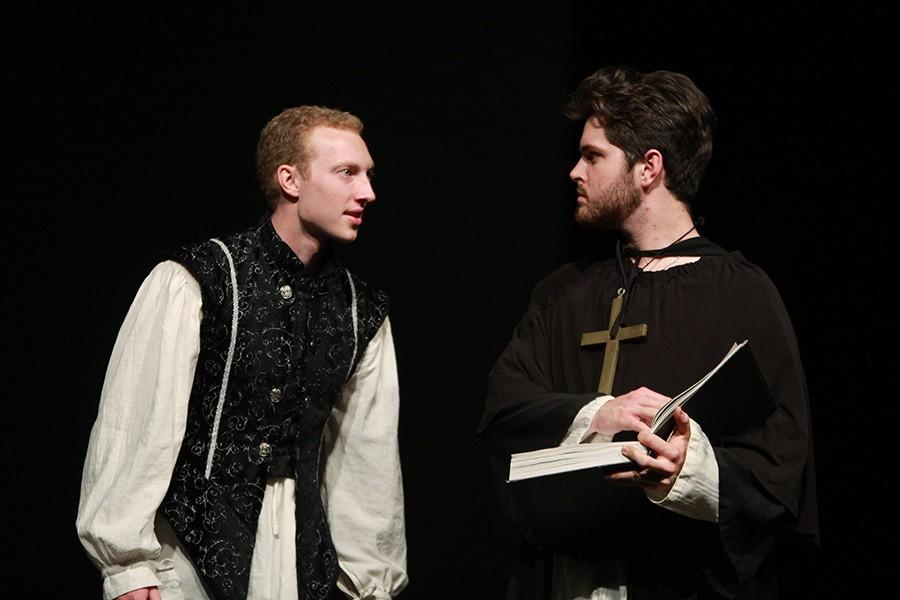 Christopher Columbus (Chet Hamilton) and  Torquemada (Weston Bonnet)