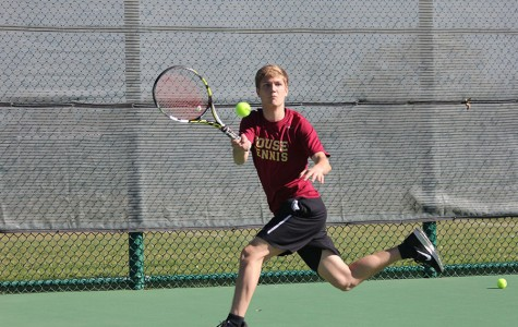 Q&A with tennis player Cameron Dalman
