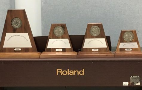 Choir earns superior ratings, sweepstakes trophy at UIL contest