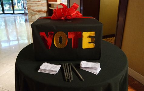 Prom court announced, students to vote at event May 7