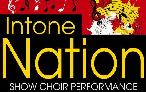 IntoneNation Show Choir's annual performance, April 21