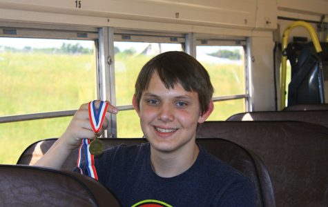 Two students place at UIL regionals