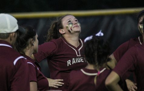 Varsity softball falls in first round of playoffs
