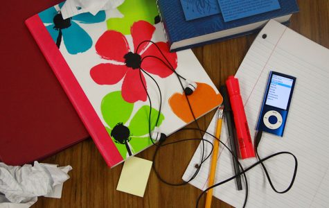 Music helps students study, complete work