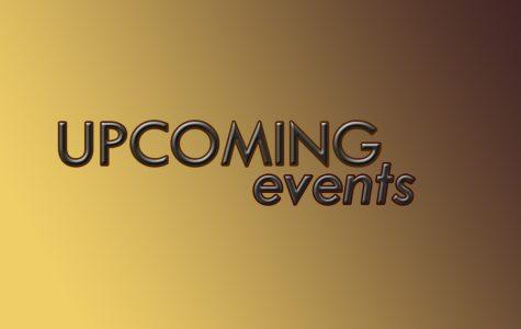Upcoming May events