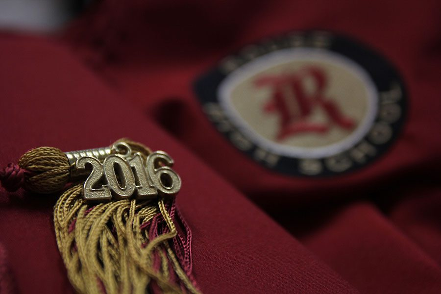 The Class of 2016 will get to wear their tassels at graduation, Saturday, June 4. Graduation starts at 8 a.m. at the Cedar Park Center.