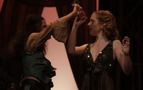 Senior chosen to perform in GAHSMTA