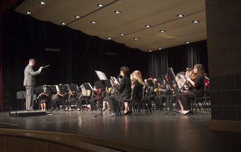 Feeder schools perform together in MegaBand