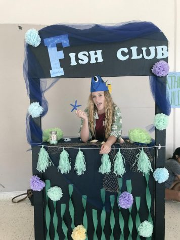 FiSH Club Keeps Swimming