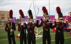 Band makes school history at UIL State Marching Contest