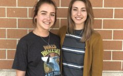 Juniors Selected to Represent School at Girls State