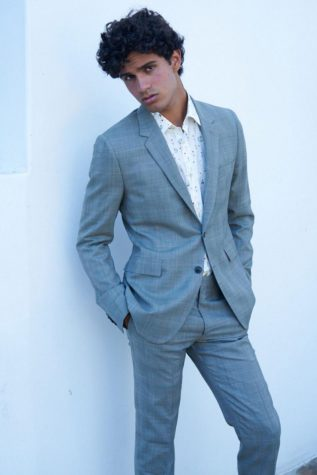 Austin Barnes, 12 poses in photoshoot. Image courtesy of Riker Brothers