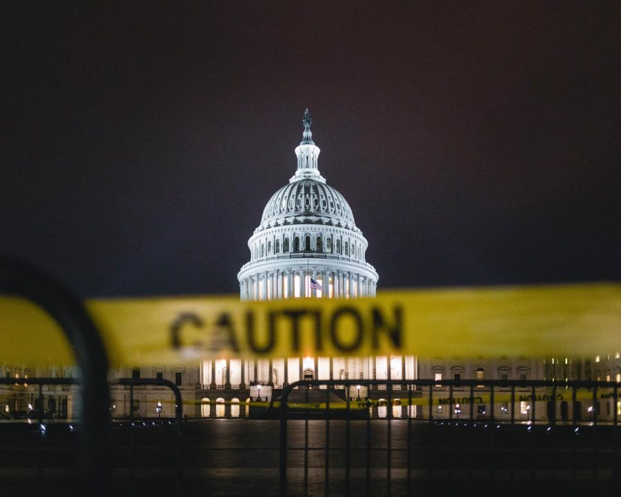 POINT: Turbulency in the Capitol